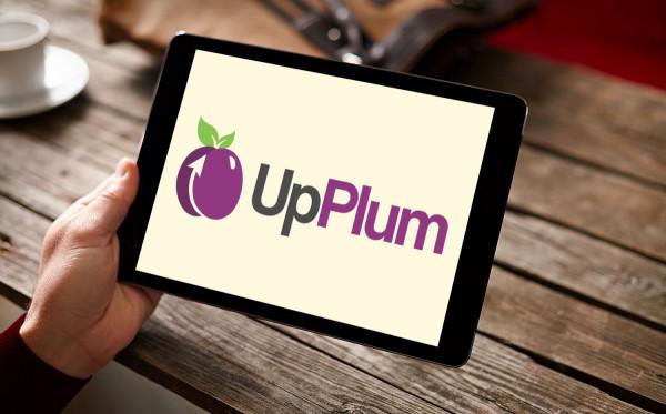 Sample branding #1 for Upplum