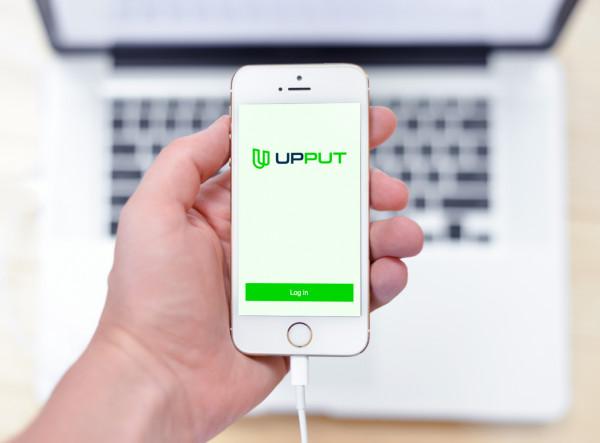 Sample branding #2 for Upput