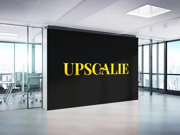 Sample branding #3 for Upscalie