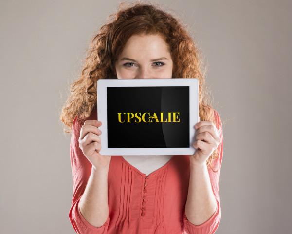 Sample branding #2 for Upscalie