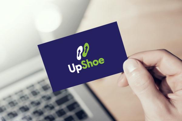 Sample branding #2 for Upshoe