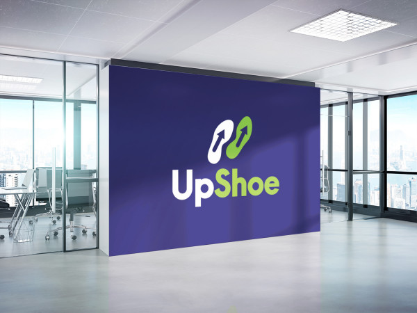 Sample branding #3 for Upshoe