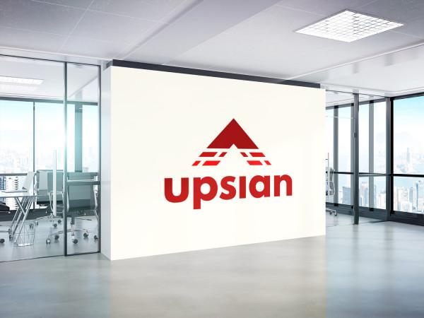 Sample branding #1 for Upsian