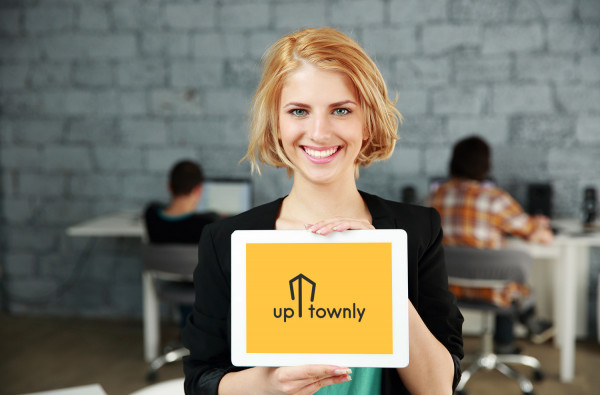 Sample branding #2 for Uptownly