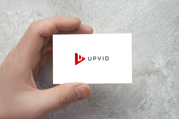Sample branding #2 for Upvid