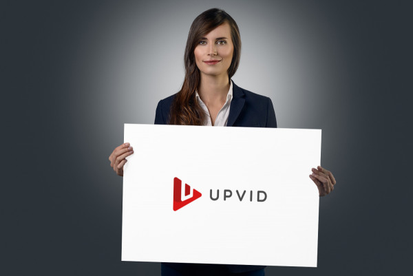 Sample branding #1 for Upvid