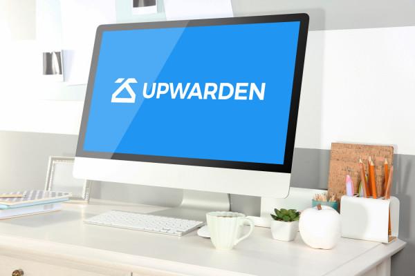 Sample branding #1 for Upwarden