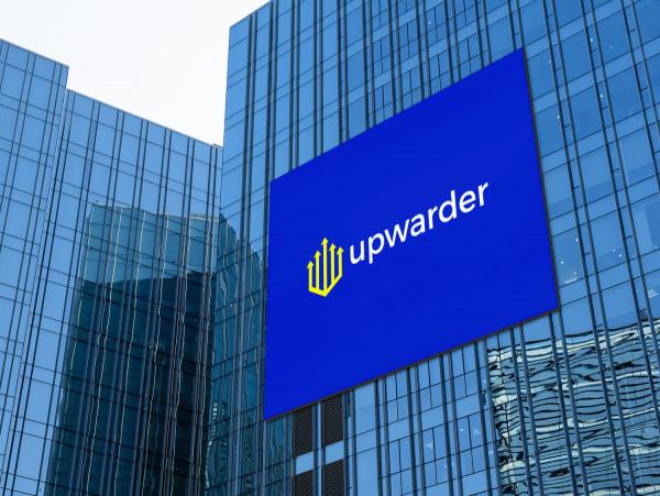 Sample branding #2 for Upwarder
