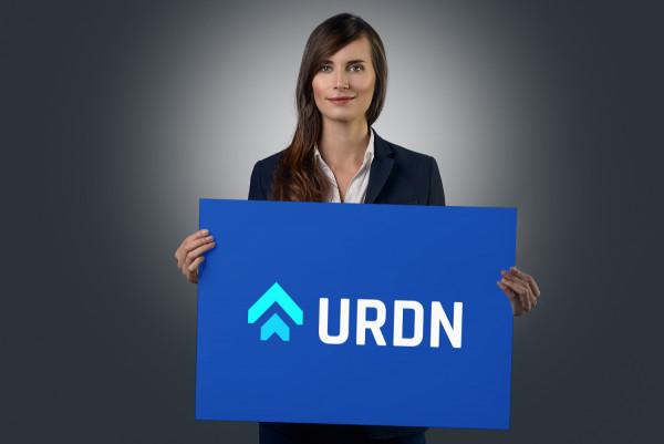 Sample branding #3 for Urdn