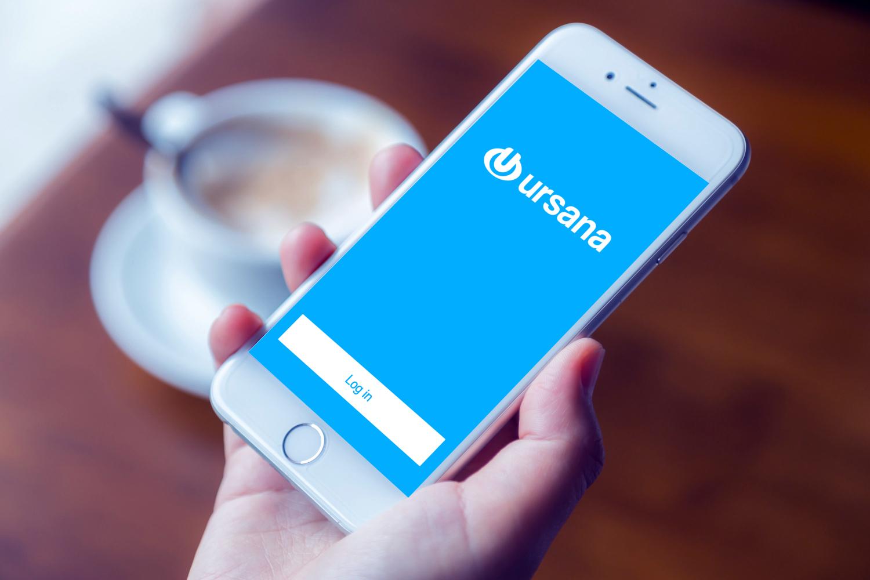 Sample branding #1 for Ursana