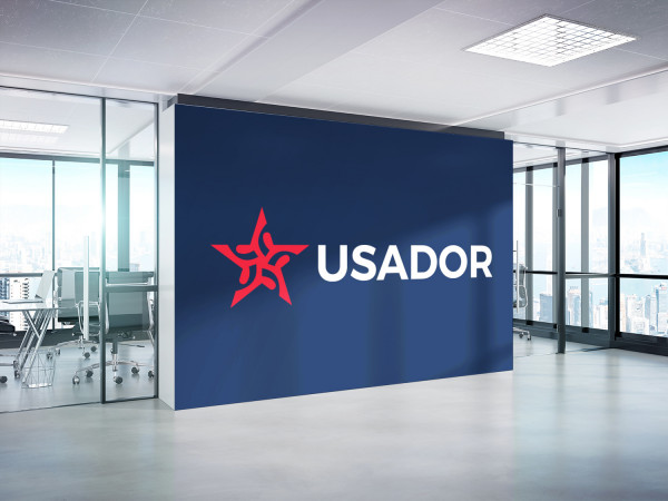 Sample branding #2 for Usador