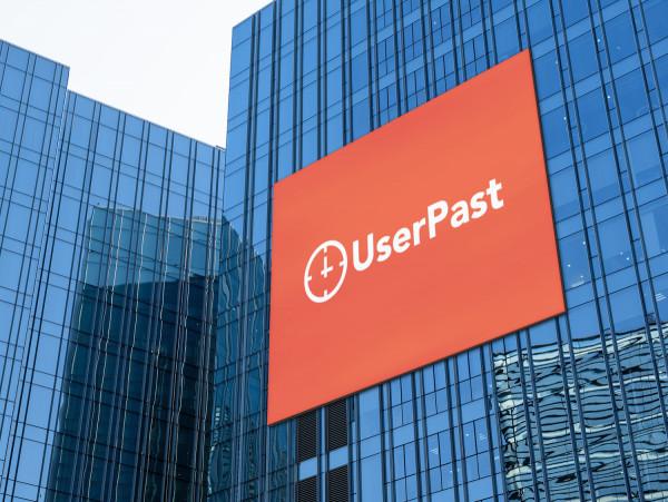 Sample branding #3 for Userpast