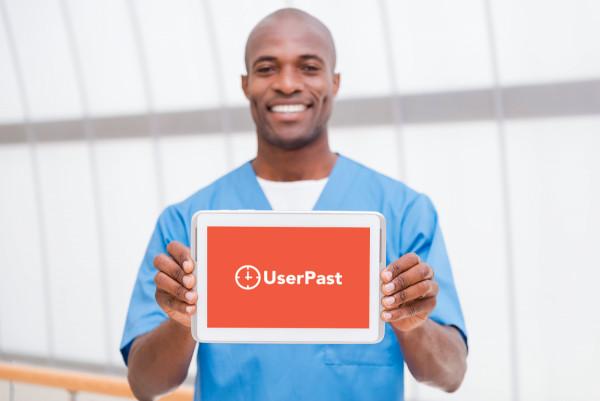 Sample branding #1 for Userpast
