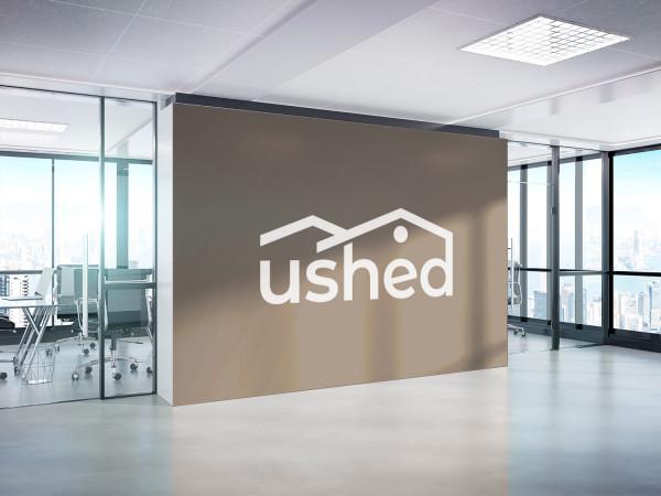 Sample branding #1 for Ushed