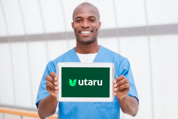 Sample branding #3 for Utaru