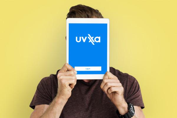 Sample branding #2 for Uvxa