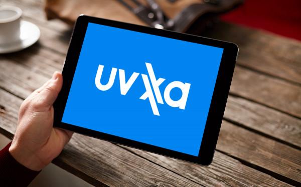Sample branding #1 for Uvxa