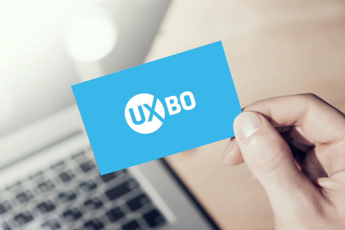 Sample branding #1 for Uxbo