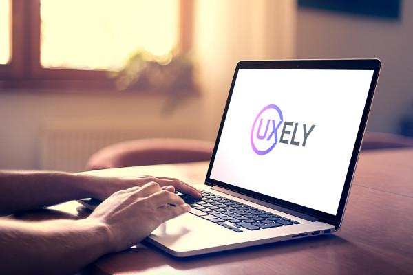 Sample branding #1 for Uxely