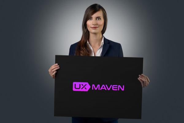 Sample branding #1 for Uxmaven