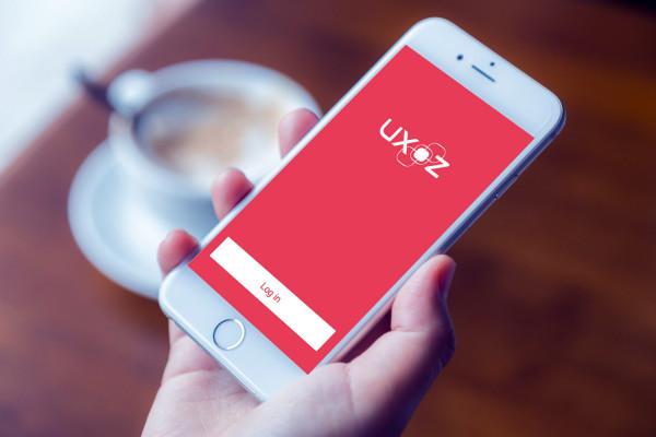 Sample branding #3 for Uxoz