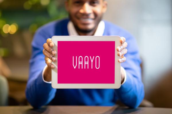 Sample branding #2 for Vaayo