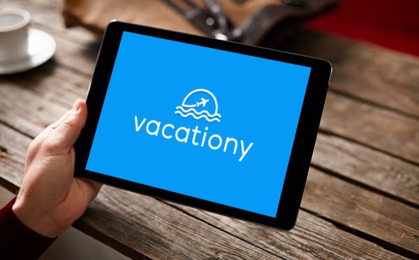 Sample branding #1 for Vacationy