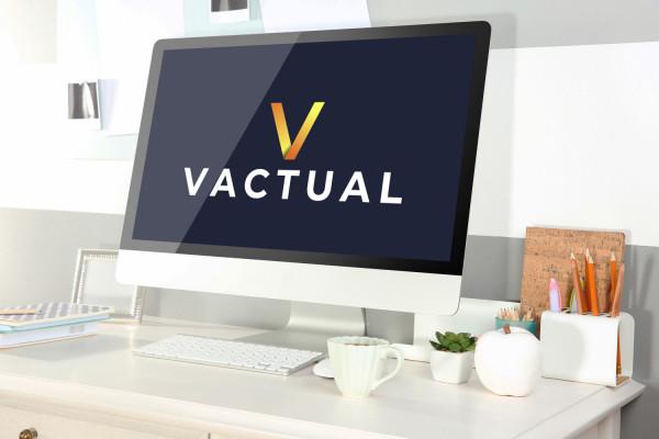 Sample branding #2 for Vactual