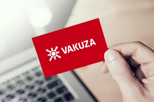 Sample branding #1 for Vakuza
