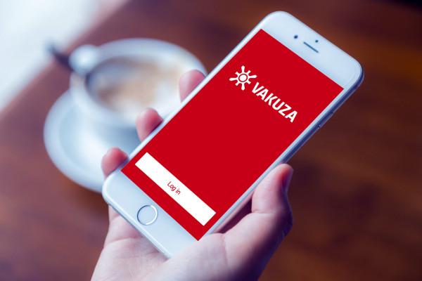 Sample branding #3 for Vakuza