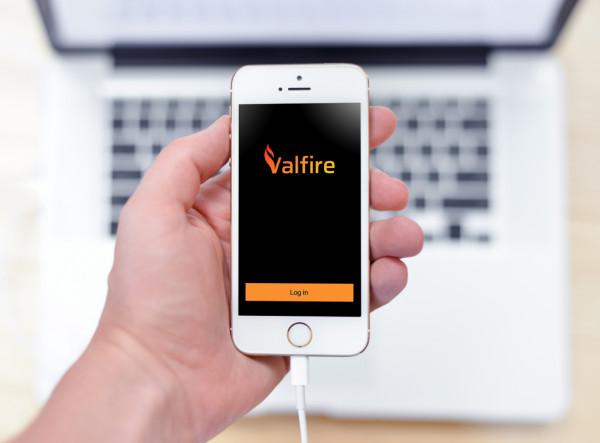 Sample branding #3 for Valfire
