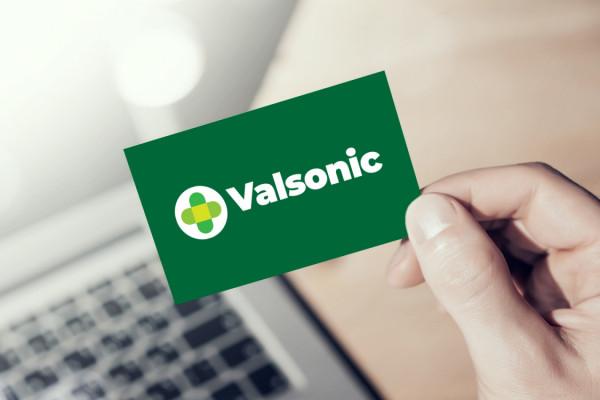 Sample branding #2 for Valsonic
