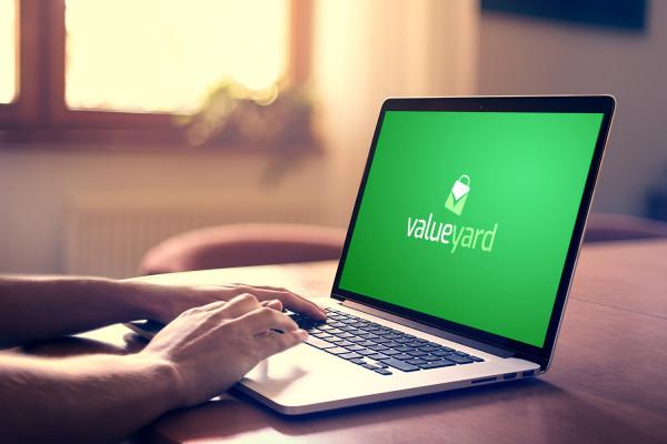 Sample branding #3 for Valueyard