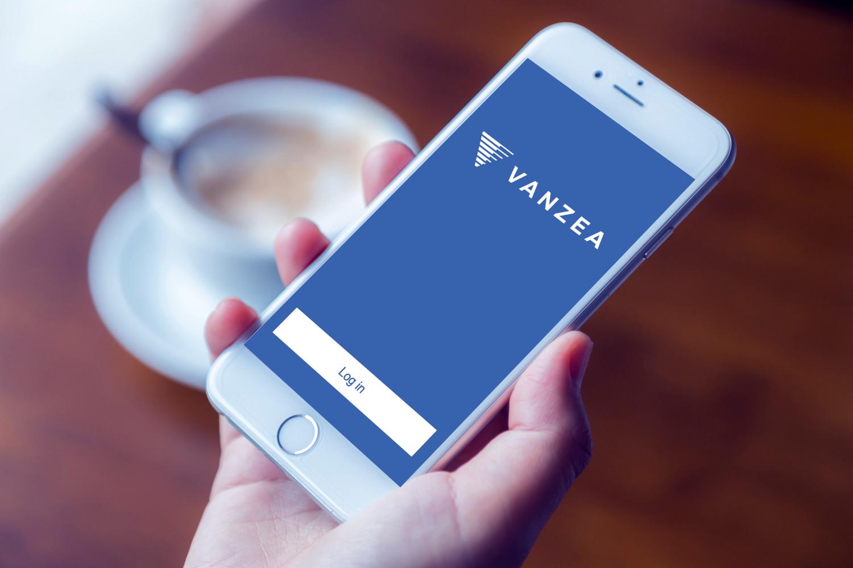 Sample branding #3 for Vanzea