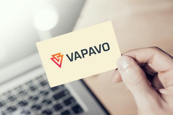 Sample branding #1 for Vapavo