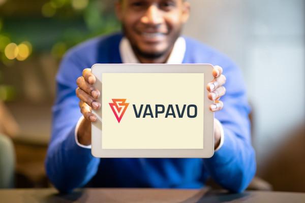 Sample branding #2 for Vapavo