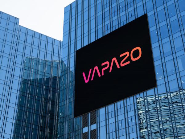 Sample branding #3 for Vapazo