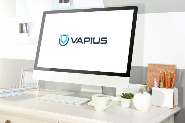Sample branding #3 for Vapius