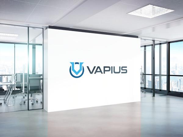 Sample branding #1 for Vapius