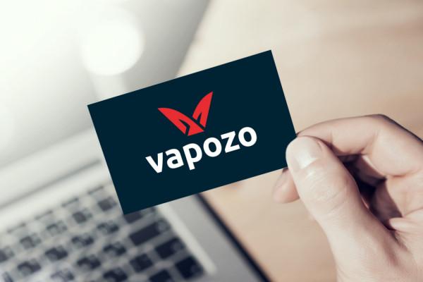 Sample branding #3 for Vapozo