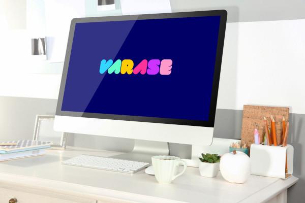 Sample branding #1 for Varase