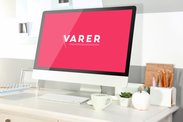 Sample branding #3 for Varer