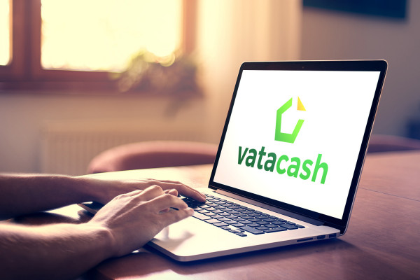 Sample branding #2 for Vatacash