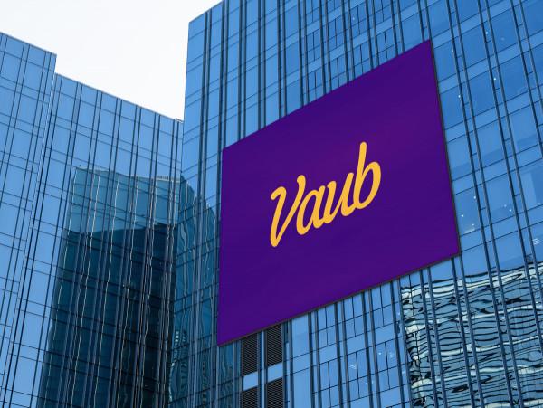 Sample branding #1 for Vaub