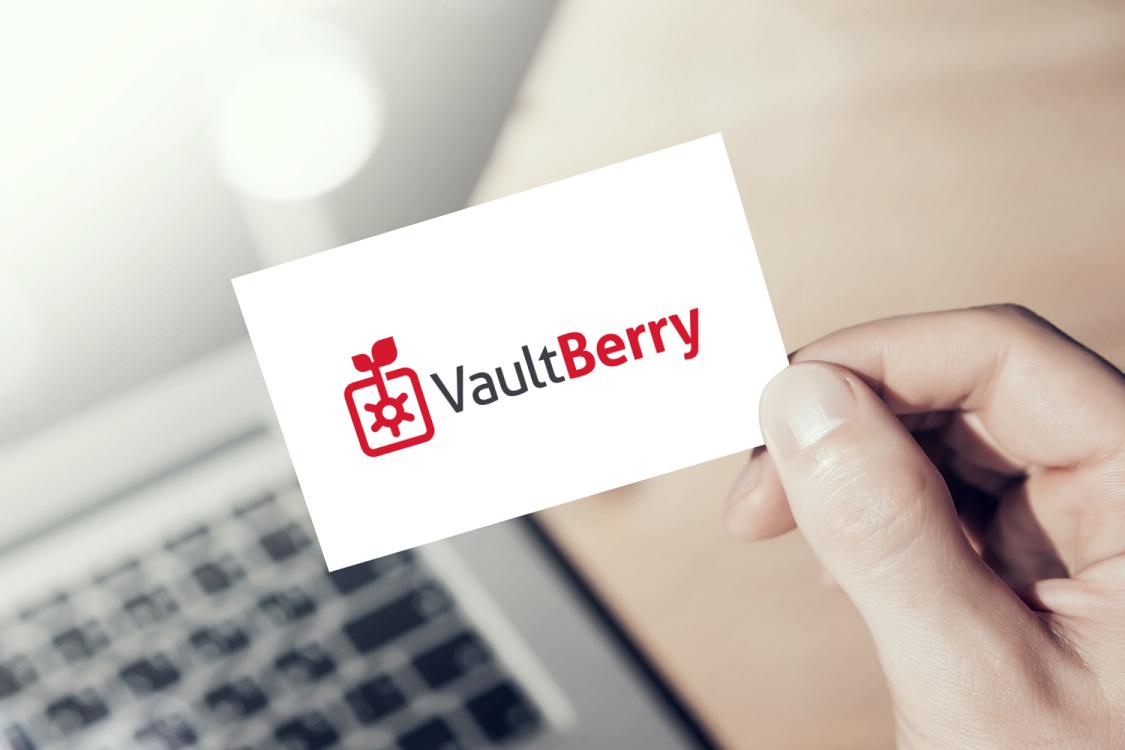 Sample branding #2 for Vaultberry