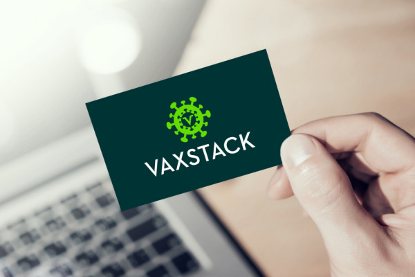 Sample branding #3 for Vaxstack