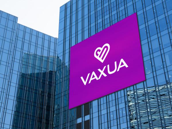 Sample branding #3 for Vaxua