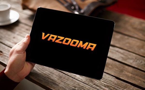 Sample branding #1 for Vazooma