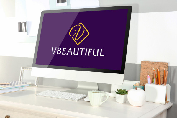 Sample branding #3 for Vbeautiful