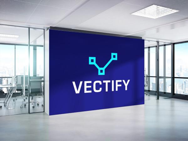 Sample branding #3 for Vectify